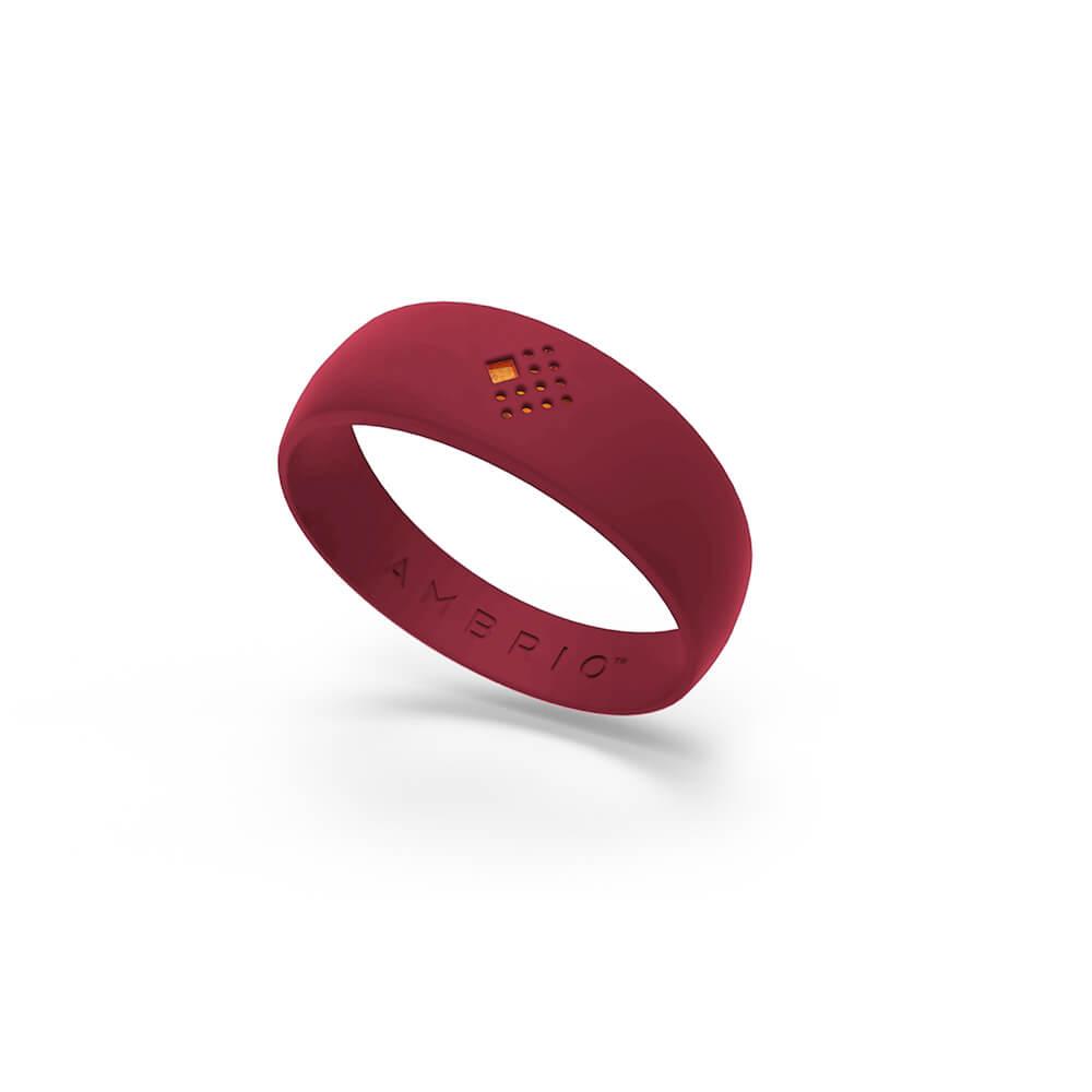 Latvijas sarkanajā krāsā AMBRIO aproce profilā